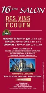Brochure Ecouen 2014